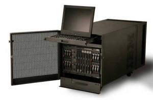 IBM BladeCenter S