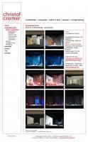 Atelier Christof Cremer - Kostüme und Bühnenbild